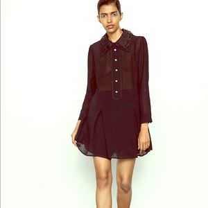 Zara Black Romper/Jumpsuit